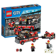 LEGO Racing Bike Transporter60084