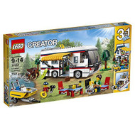 LEGO Creator 31052 Vacation Getaways Building Kit (792 Piece)