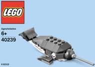 LEGO® Narwhal Mini Model - 40239