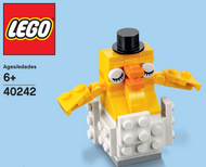 LEGO® Baby Chick Mini Model - 40242