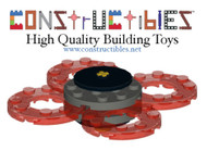 Constructibles Fidget Spinner - LEGO® Parts & Instructions Kit