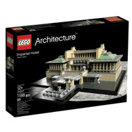 LEGO Architecture Imperial Hotel 21017 (Discontinued by manufacturer)