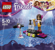 LEGO Friends Set #30205 Pop Star Red Carpet