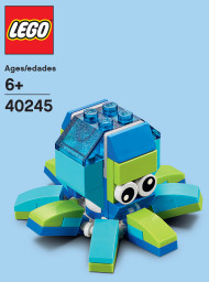 LEGO® Octopus Mini Model - 40245