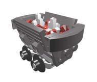 Constructibles Mine Cart - LEGO® Parts & Instructions Kit