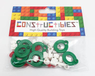 Constructibles® Girl Scout SWAPS Kit - 10 LEGO® Christmas SWAPS