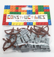 Constructibles® Girl Scout SWAPS Kit - 10 LEGO® Archery SWAPS