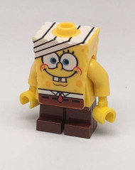 LEGO SpongeBob SquarePants Bandaged Minifigure 3832