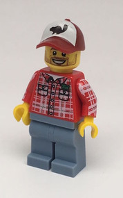 Constructibles LEGO¨ Collectible Minifigure Series 5 Lumberjack