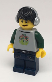 Constructibles LEGO¨ Collectible Minifigure Series 8 DJ