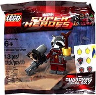 Lego, Guardians of the Galaxy Exclusive Rocket Raccoon Figure 5002145