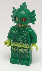 Constructibles LEGO® Monster Fighters Minifigure Swamp Creature