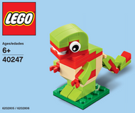 LEGO Dinosaur Mini Build Parts & Instructions Kit