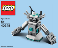 LEGO Robot Mini Build Parts & Instructions Kit