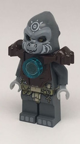 LEGO Grumlo Minifigure The Legends of Chima