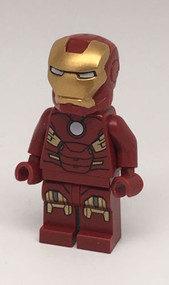 Constructibles LEGO¨ Iron Man Minifigure 10721