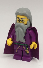 LEGO Harry Potter Minifigure Dumbledore 4707
