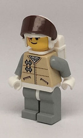 Constructibles LEGO¨ Hoth Rebel Minifigure 7130 Star Wars HTF