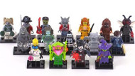 Constructibles LEGO¨ Collectible Minifigure Series 14 Monsters You Pick