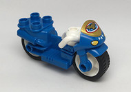 Lego Duplo Wonder Woman Cycle Motorcycle Vehicle 10599