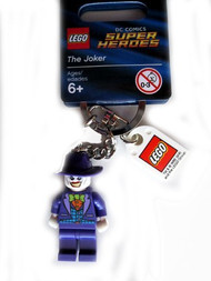 LEGO Super Heroes The Joker Key Chain 851003