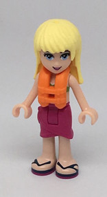 Constructibles LEGO¨ Stephanie Friends Minifigure 10747