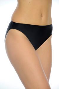 Silhouette Black Bikini Pant.