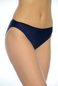 Navy Bikini Pant.