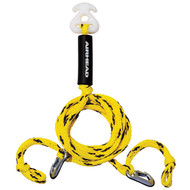 AIRHEAD HD TOW HARNESS Rope TUBES Self-Centering AHTH-8HD for 4+ Rider Towables