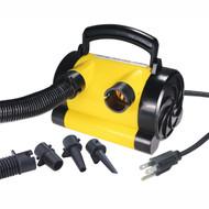 AIRHEAD 120V Air Pump for ALL Tubes Towables Beach Toys Multi-Tip