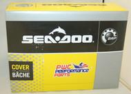 SeaDoo 2002-2006 GTX RXT 4-TEC/DI Black/Gray PWC Cover
