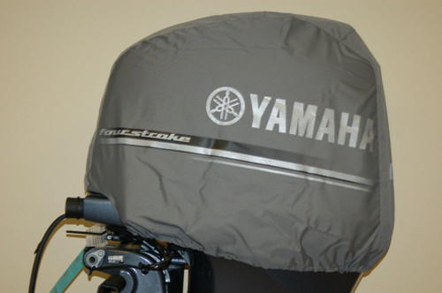 Outboard Motor Covers : Yamaha outboard motor cover four stroke f mar