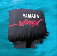YAMAHA Deluxe Outboard Motor Cover V MAX® Logo MAR-MTRCV-11-V6