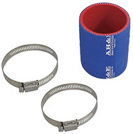 Sea Doo RIVA Exhaust Coupler Kit w/ Hose Clamps for Water Box