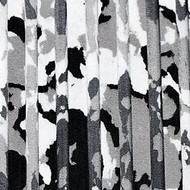 Blacktip Turf Traction Sheet Roll White Camo with PSA 3M Cut Groove (130BT005)