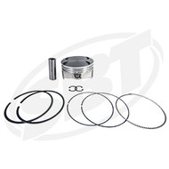 Sea-Doo Piston & Ring Set (.5MM) 4-Tec N /A Only GTX /Sportster/Speedster /Wake /Challenger 180 /Utopia /Speedster 200 /Islandia /GTI 130 290889046 2002 2003 2004 2005 2006 2007 2008 (47-112-1)