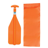 "AIRHEAD Telescoping Paddle w Nylon Bag 20""- 45"" P-2"