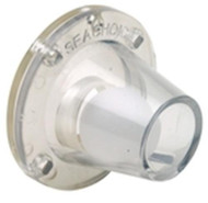 Seachoice Small Self Bailing Scupper Clear