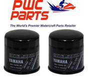 YAMAHA OEM Outboard Oil Filter 2-PACK F150 F200 F225 V6 F250 69J-13440-03-00