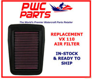 YAMAHA VX Performance Air Filter Sport Deluxe Cruiser 110 1100 6D3-14451-00-00