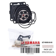 YAMAHA OEM Carburetor Repair Kit 62T-W0093-00-00 1994-1999 Wave Raider Venture +