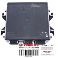 YAMAHA OEM ENGINE CONTROL UNIT 6D3-8591A-C1-00 2009 VX Cruiser / VX Deluxe PWCs