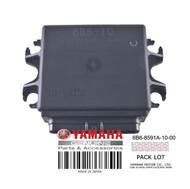 YAMAHA OEM ENGINE CONTROL UNIT 6B6-8591A-10-00 2005 FX Cruiser HO / FX HO PWCs