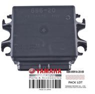YAMAHA OEM ENGINE CONTROL UNIT 6B6-8591A-20-00 2006 FX Cruiser HO / FX HO PWCs