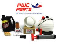 SeaDoo BRP Oil Change Kit RXP-X RXT-X 4-TEC Filter Wear Ring Pump WR012 Tool OEM