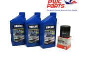 YAMAHA Oil Change Kit w/ OEM Filter VX Deluxe Sport Cruiser VX110 5GH-13440-50-00