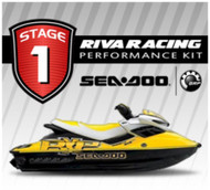 SEADOO 2004-2009 RXP 215 RIVA Stage 1 Kit 72+ MPH Filter Kit w/ SOLAS Impeller