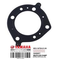 YAMAHA OEM Muffler Damper Gasket 6D3-14739-01-00 2011-2012 VX Cruiser Deluxe Sport