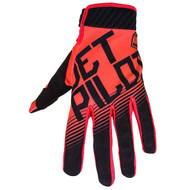 JetPilot Phantom Gloves Orange/Black