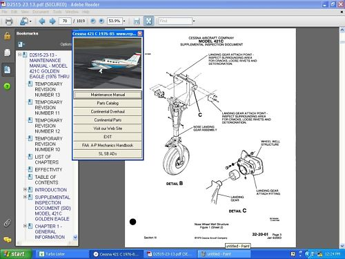 Rotax ultralight engine manuals 447 503 618 912 repair service install
